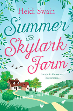 Heidi Swain Summer at Skylark Farm