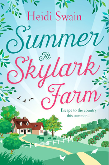 Heidi Swain books Summer At Skylark Farm